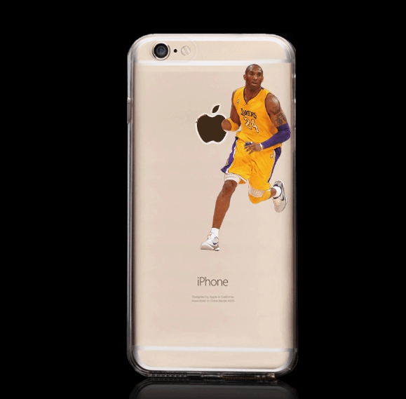 Kobe Bryant iPhone cover